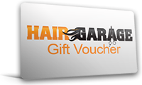 Hair Garage Gift Voucher